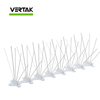 Plastic bird spikes, plastic pigeon spikes, wall and fence spike strip