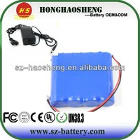 OEM manufacturer 24v 6ah rechargeable lithium ion battery pack 24v 18650 Power tools rechargeable li battery 6000mah