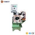 Pipe thread making machine pipe threading machine with three dies