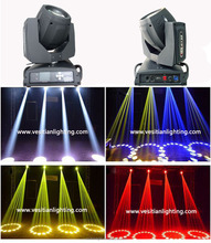 stage light mixer,high quality professional 330w gobo beam moving head light