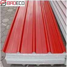 Eps Cement Sandwich Corrugated Roofing Panel