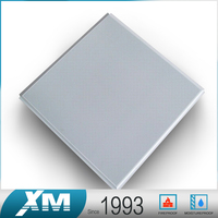 Low Cost panels insulated tiles fireproof ceiling board