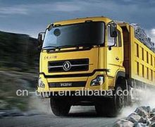 Dongfeng 6x4 LHD/RHD T-lift Dump Truck,tripper DFL3251A with Renault Engine dci290-30