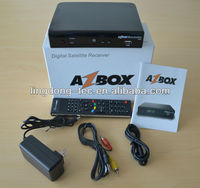 Satellite receiver AZ Box bravissimofor N2 &N 3 with Wifi full hd