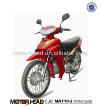 MH110-3 hot seller 110cc engine CUB motorcycle,china scooter with good quality