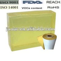 hot melt adhesive(block shape) for Paper Joint Tape