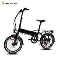 New design newest sale folding e cycle electric bike
