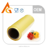 Packaging Clear Plastic Roll Wrap PVC Cling Film