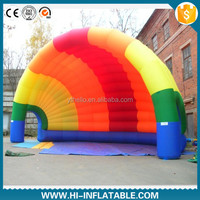 Custom made outdoor event supplies inflatable tent No. tt002 for advertising