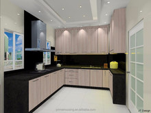 Fully customized traditional painted kitchen design