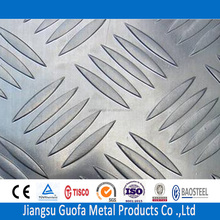 H32 H112 H111 H24 O 5052 5083 Aluminum Chequer Sheets