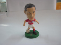 Quality primacy special offer soccer football player action figure