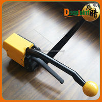 A333 Manual Steel Strapping Band Tool Metal Strapping Tensioner and Sealer for 13-19MM