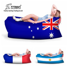 Lazy Lounger Wind Resistant Inflatable Air Bag Sofa