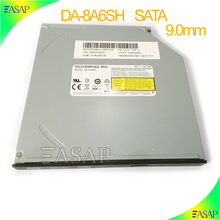 replacment for DA-8A6SH15B 9.0mm super slim laptopp DVD-RAM 8X DVD RW DL Writer 24X CD-RW Burner Optical Drive