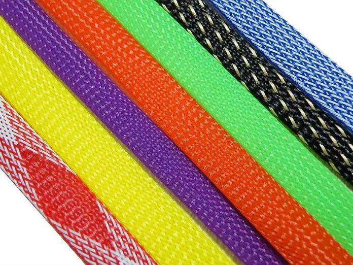 pet insulated braided expandable sleeve
