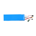 10S4P 36V 12Ah Lithium Ion Batteries Battery pack for Electric skateboard