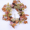 lucky major liquidation artificial autumn leaves craft