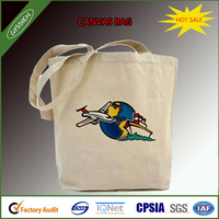 promotion custom eco-friendly canvas tote bag