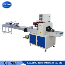 automatic counting disposable paper cup counter packing sealing machine