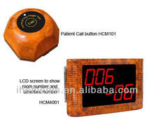 Made in China Wireless Patient Nurse Calling System Hospital Call Buzzer System