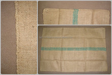 Jute sack using for 100 kg Rice Packing