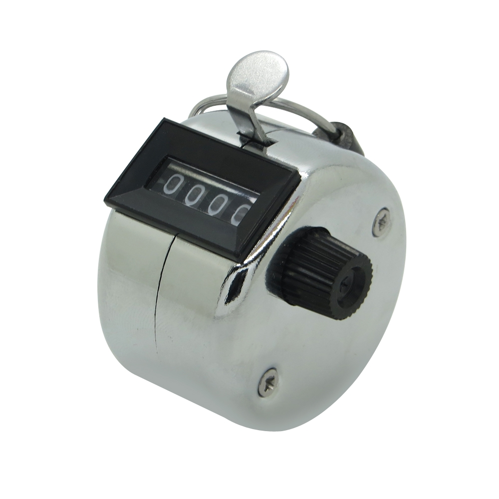 TC-04 Handheld Hand Tally Counter / Counter Clicker Manual Mechanical Golf Clicker