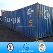 High quality used 20ft dry cargo container cheap