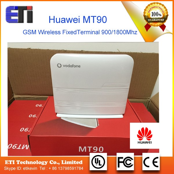 Huawei Vodafone MT90 GSM 900/1800Mhz Wireless Fixed Terminals Support 2 RJ-11 FXS Vodafone MiniStation Voice box