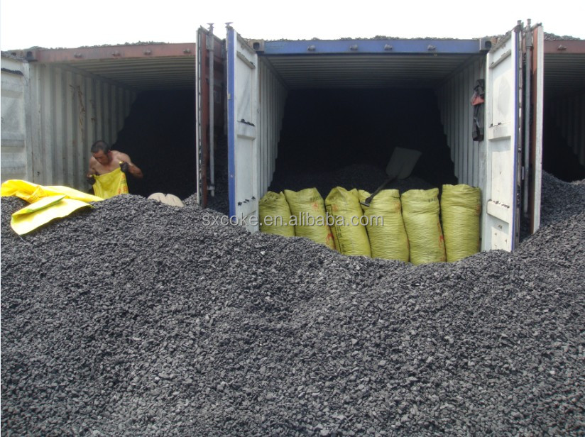 High quality met coke/low ash metallurgical coke