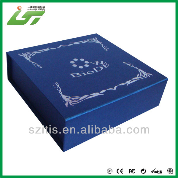 simple design suit packing box manufacturer