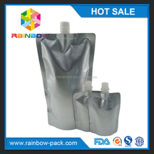 Spout Jelly Milk Drink Beer Water Pouch