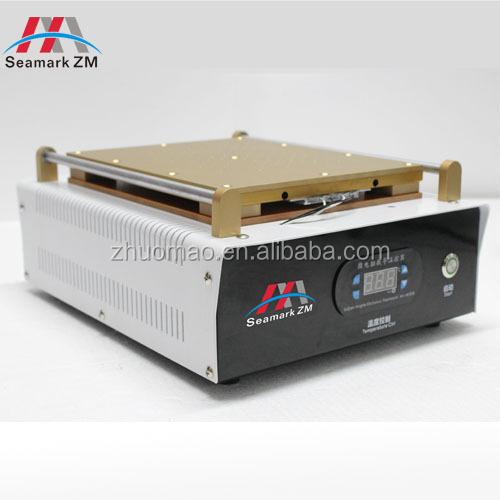 phone screen repair machine 15inch Vacuum phone LCD screen separator machine to separator glass and lcd