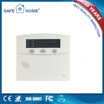 Best Price Wired Metal Alarm System K2
