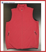 Custom fashion vest coat for men