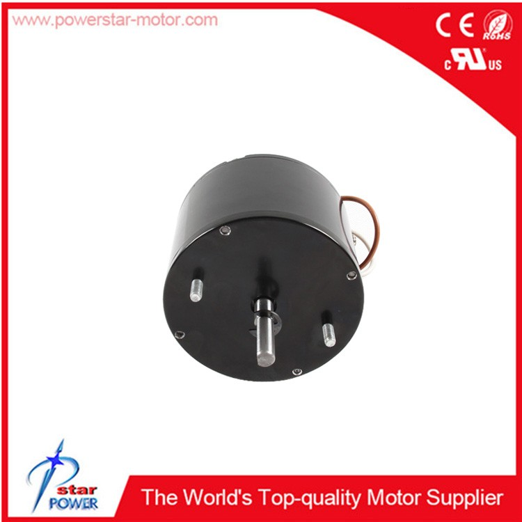 High Efficiency 1/12hp 2 pole enclosed 3.3 inch small ac motor