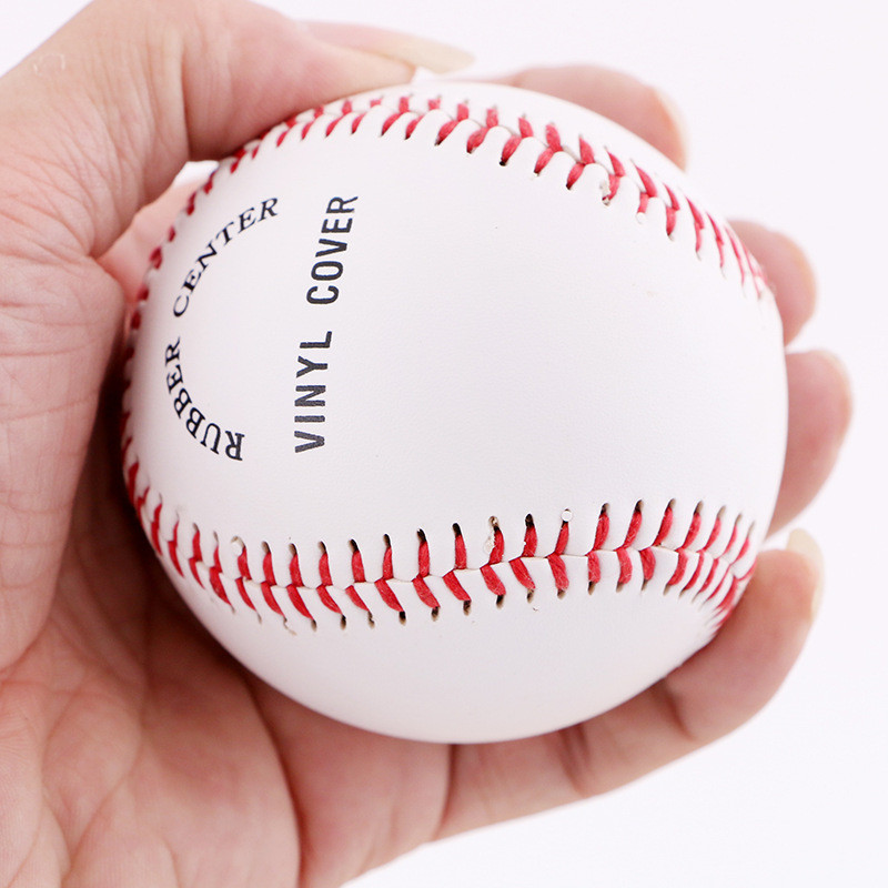 2017 Wholesale OEM Leather PVC PU Baseball With High Quality