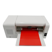 thermal heat hot gold silver foil stamping digital printer for paper