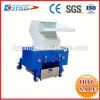 powerful plastic crusher/shredder/crushing machine price