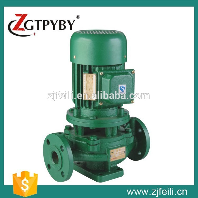 Vertical turbine submersible centrifugal water inline pump with factory price