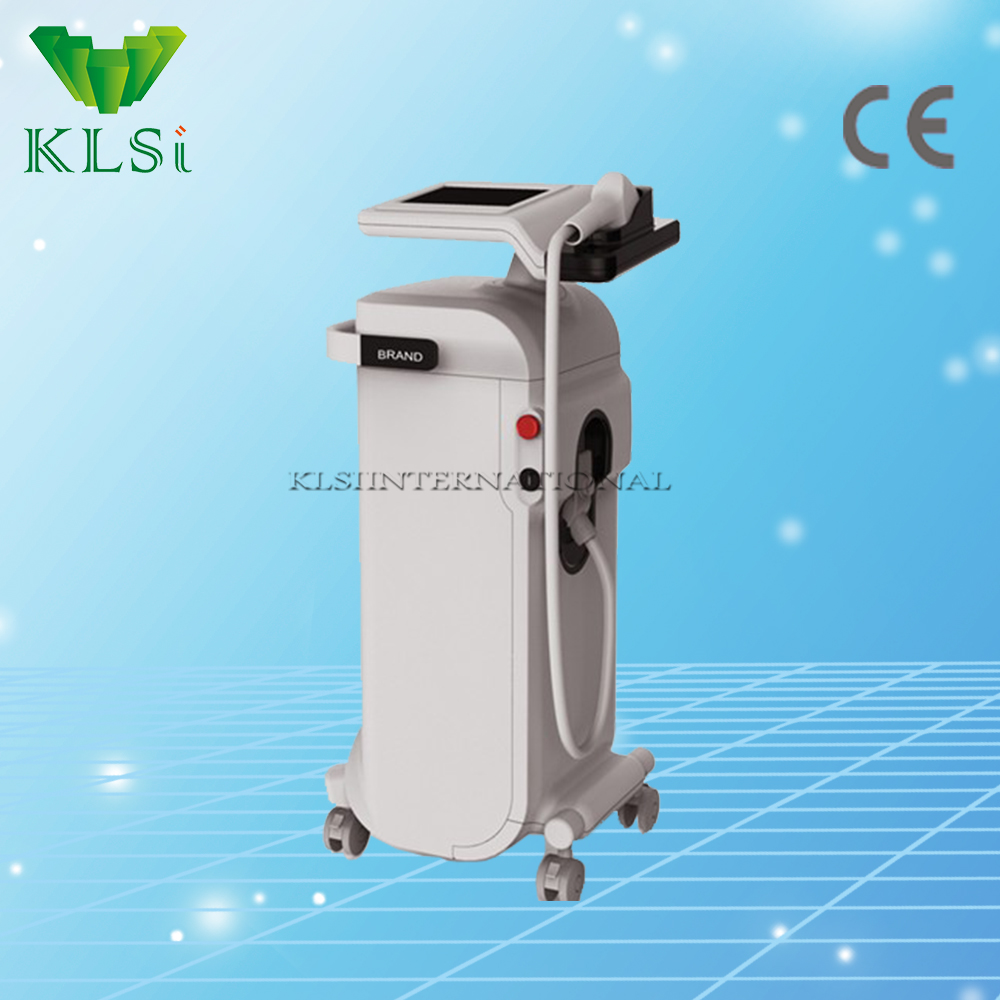 Natural product diode hair removal machine for home use/soft light laser hair removal