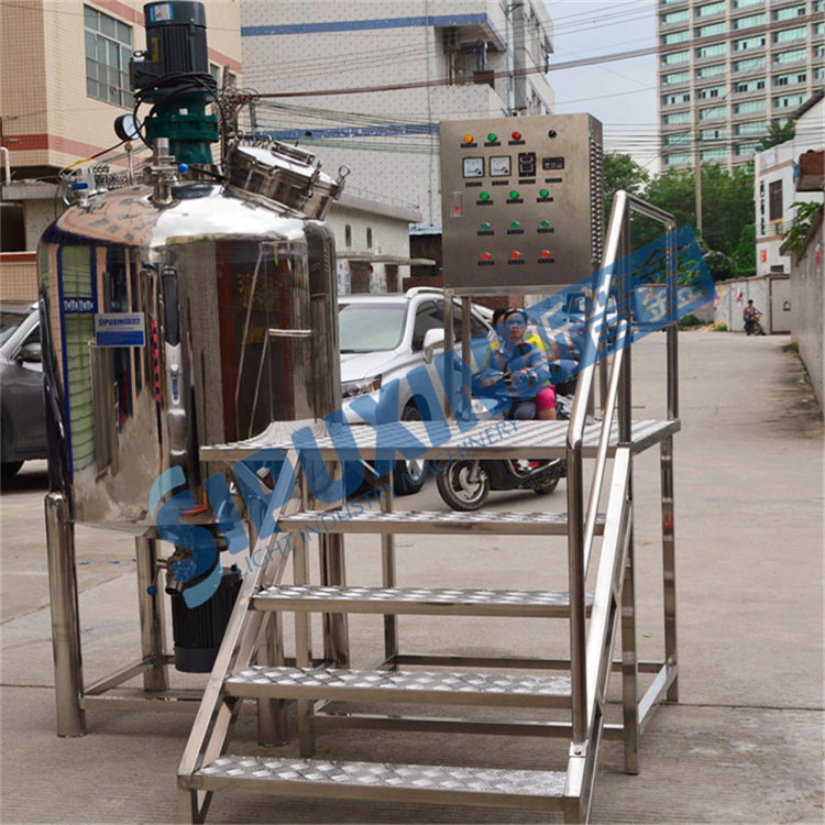 SIPUXIN toilet soap making machine liquid soap detergent