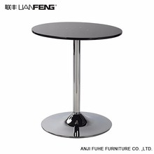 New stylish black bar table with low price