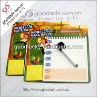 Custom weekly planner eco-friendly magnetic writing board