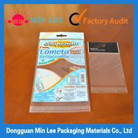 Factory selling new plastic printed opp bag