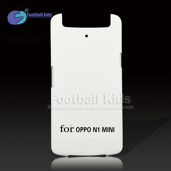 Manufacturer Wholesale for 3D phone cover,sublimation Printing plastic blank cell phone cover for OPPO N1 MINI
