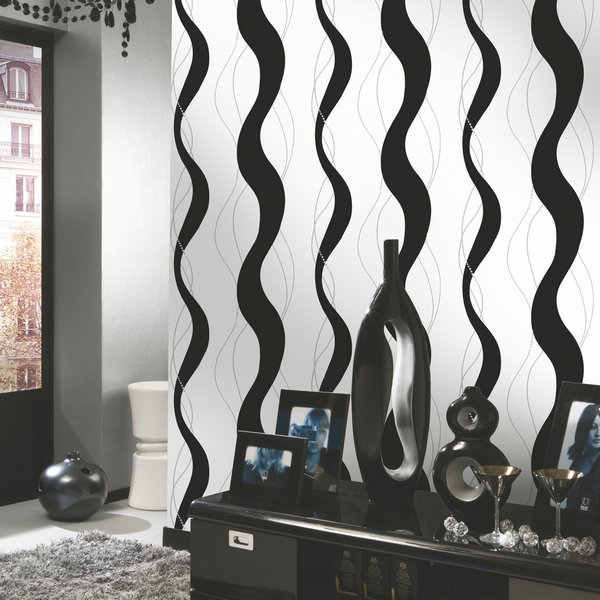 23603 vinyl wall covering bathroom