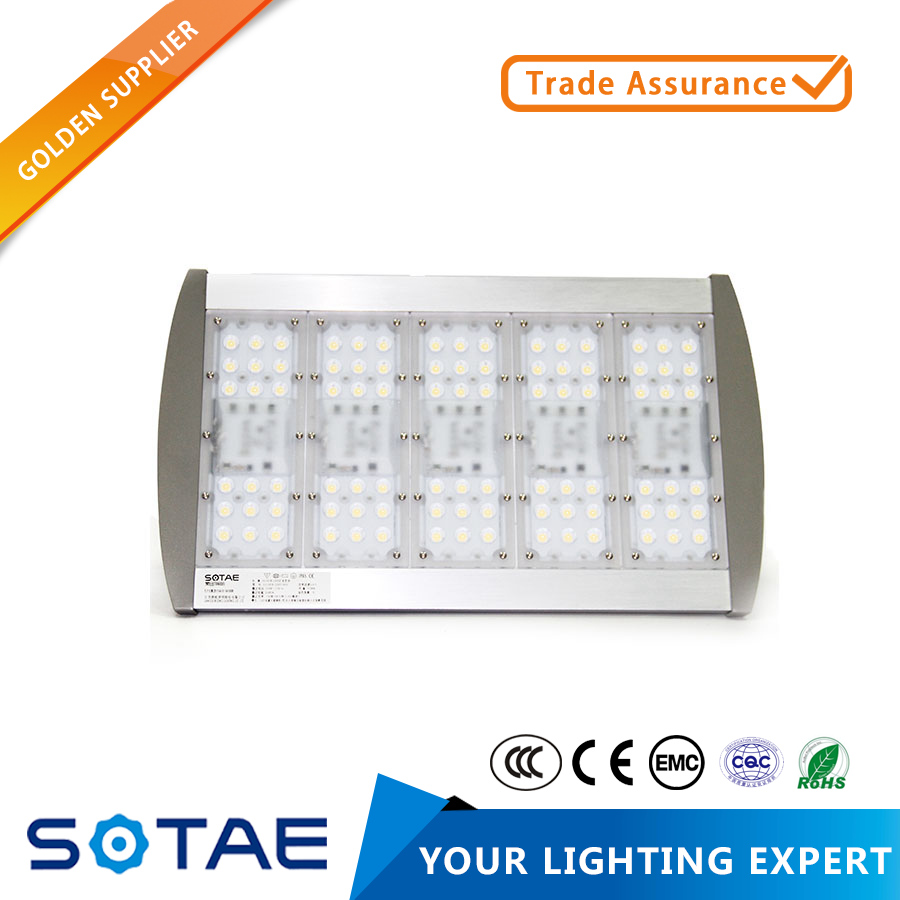 SOTAE high efficiency ip65 full power 150w led industrial high bay light
