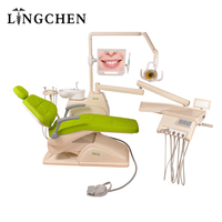 China hot sell best dental units dental chairs used