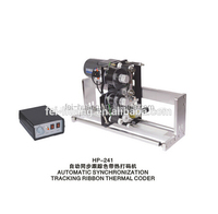 Automatic high quality ribbon printing machine